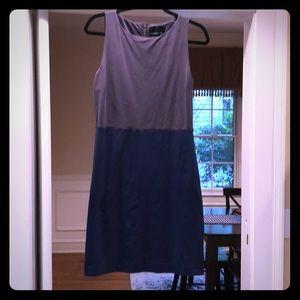 Cynthia Rowley Color Block Shift Dress